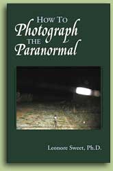 Learn to photograph the paranormal